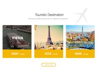 Top touristic destinations