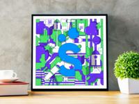 Square Frame Puzzle