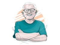 Mr Ivan - 90 years old