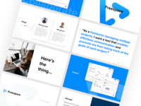 Product Design Pitch Deck