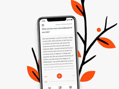 Minute Journal Entry headspace zen floral branding figma side project founder freelance startup ui  ux ui product design reflect meditation mindfulness journal
