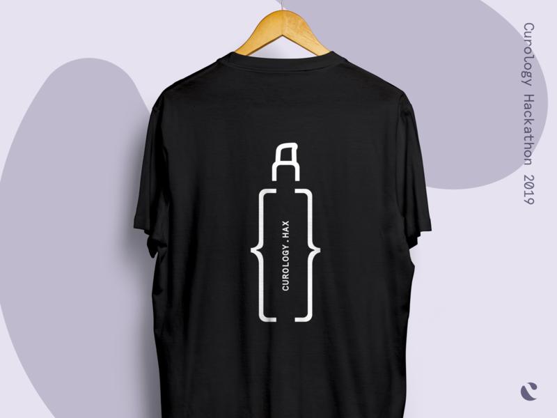Curology's First Hackathon startup illustration typography visual design skincare fashion shirt design team branding design shirt tshirt hackathon curology