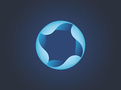 Logo design design grafic water logo