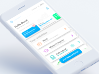 To do list app -  concept