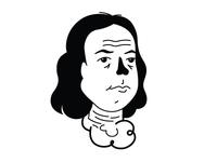 Ben Franklin Illustration