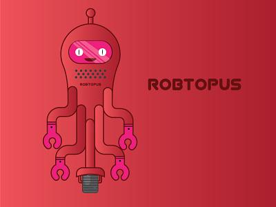 Robtopus octopus roboto