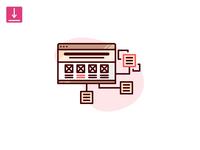 Design Skill Icons: Information Architecture