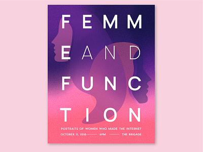 Femme & Function 2 internet gradients female