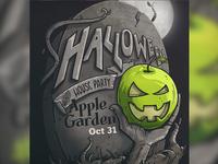 Applegarden Crop