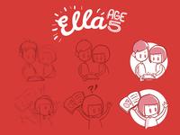 BBC Children's Personas- Ella