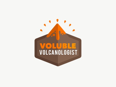 Voluble Volcanologist