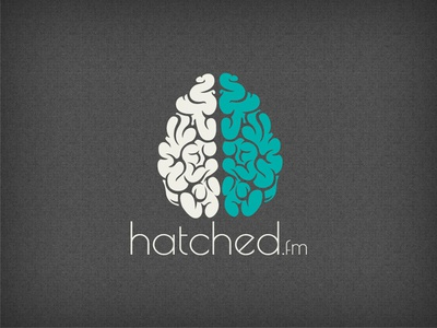 Hatched.fm - Logo A