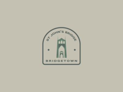 Bridgetown Badge – St John's Bridge