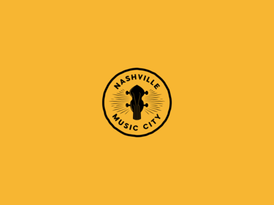 Music City Badge