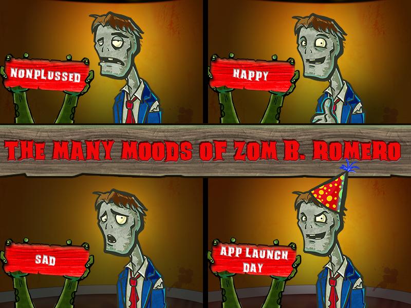 Zombie moods