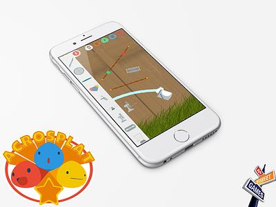 Acrosplat: Level Editor acrosplat design app logo android ios game