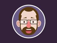 CSS Self-portrait
