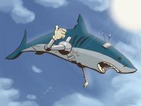 SkyShark!