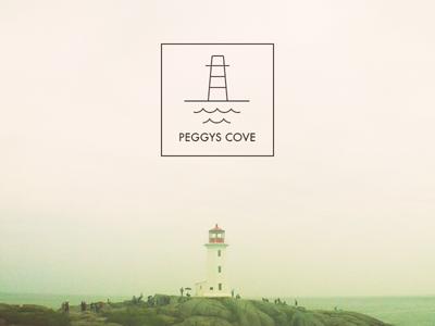 Camper Guide - Nova Scotia Provincial Camping Parks website branding photography icon web design