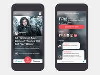 GONG - IPhone App