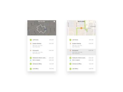 Drive Log App