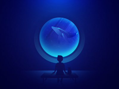 Dare to dream big landing page whale logo little boy madebymarko sunset monster coral reef australia water atmospheric kid cat adriatic ocean sea blue deepsea aquarium bluewhale whale