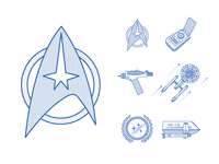 Star Trek Icon Pack