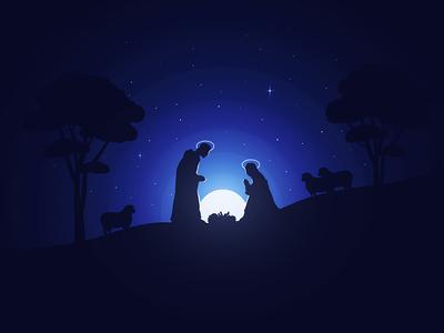 Happy Holidays! sunrise sunset snow wintersnow santa happychristmas betlehem jesus christ christmas happyholidays