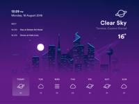 Weather app c