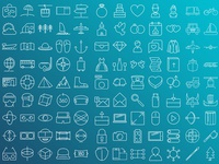 900 Icons Bundle Offer