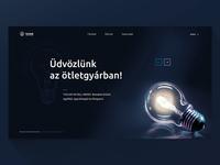 Increst Website design