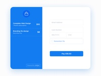 Stripe Payment UI