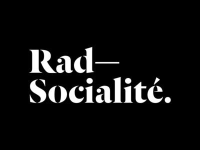 Rad Socialité Brand