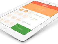 iPad App Concept - Detail
