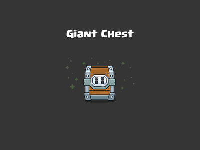 Clash Royale: Giant Chest