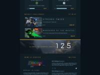 Halo Challenge Redesign Concept