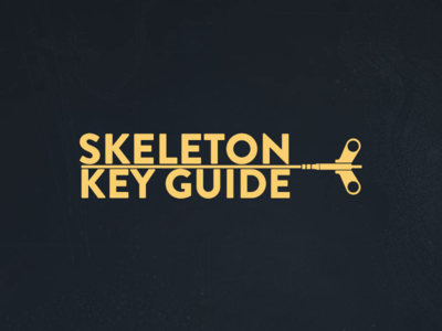 Destiny: Skeleton Key Guide