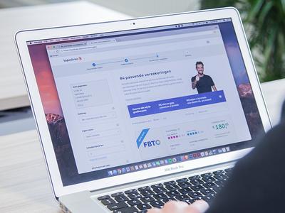 Topadvies insurance platform