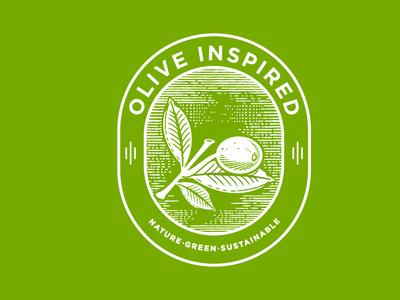 Olive Inspired Logo