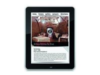 Tourist iPad app for Siena