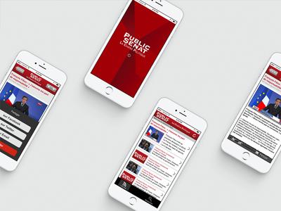 App for Public Sénat