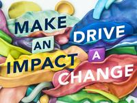 Pk Drive A Change Poster