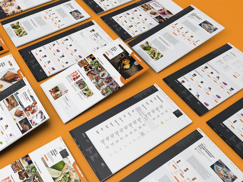 Ekran Ecommerce Website ecommerce webdesign