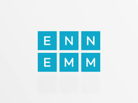 ENNEMM logo loop