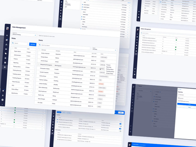 Internal Tools ui design principal passport animated platform product portal web app desktop ui product design after effects animation