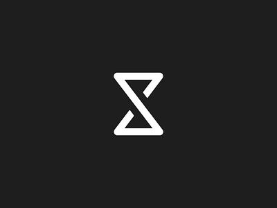 Logo Exploration illustration brand mark tree palm tree hourglass vector logo branding