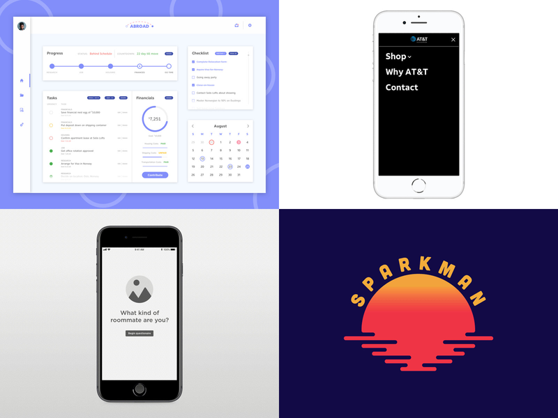 2 0 1 8 product design product sketch principle wireframes top 4 dashboard animation prototypes branding