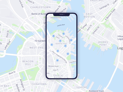 Mapbox Custom Styling enforcement sketch principle app design micro-mobility transit tolling smart city urban mobility mobile parking passport product features product design mapping mapbox