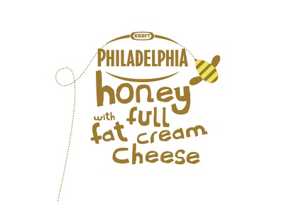 Fancy Phily branding packaging logo typography