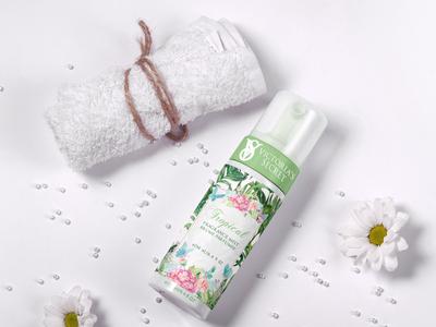 Victoria's Secret's Fragrance bottle remade design